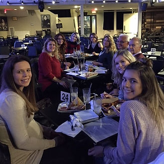 Our team enjoyed an awesome night out at