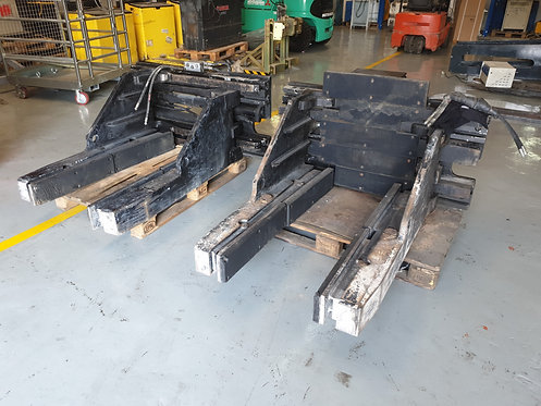Pre-Owned Chinese Concrete Block Clamp