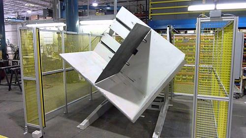 Stationary Load Inverter Pallet Inverter Bulle Pallet: Forklift Attachments