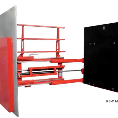 Stationary Load Inverter Pallet Inverter Bulle Pallet: BUSS ENGINEERING
