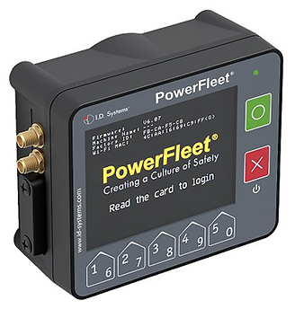 Powerfleet Forklift management