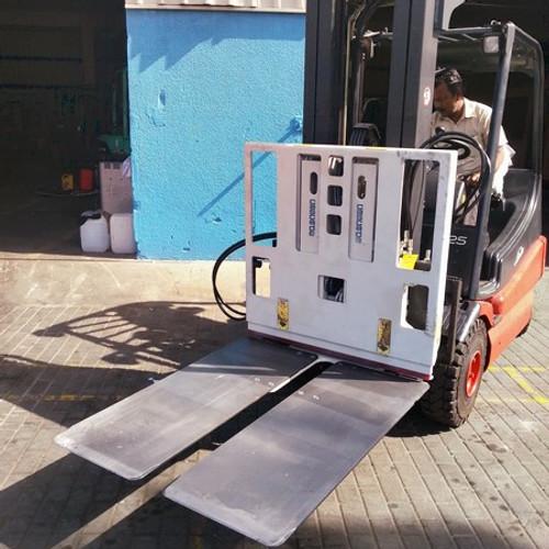 Forklift Attachments Dubai Buss Engineering Push