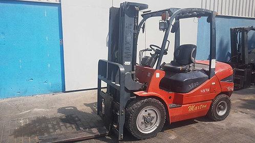 MAXTON 3.0 Ton Diesel Forklift