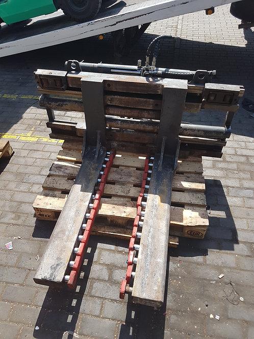 Used KAUP Concrete Block Clamp