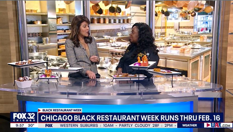 Chicago Black Restaurant Week