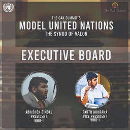 Executive Board Members