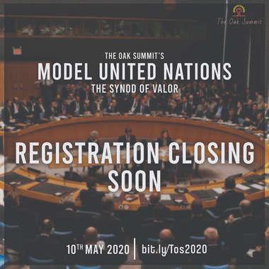 Registrations closing soon