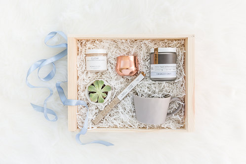 Periwinkle Tea Chic Gift Box