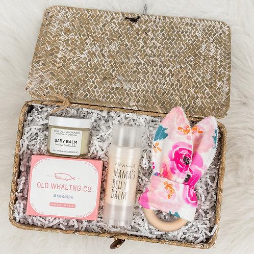 Petite Baby Girl Gift Box