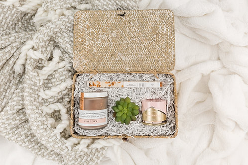 Mini Blush Tea Chic Gift Basket