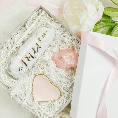 Blush Bridesmaid Gift Box