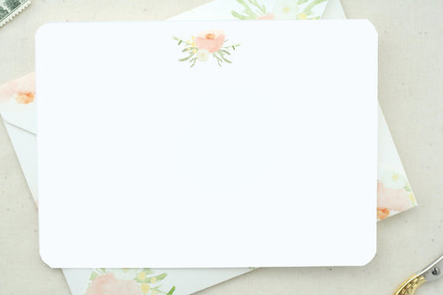 The Tabitha Shop Floral Card
