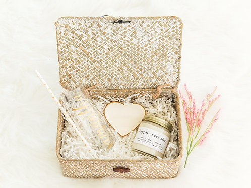 Happily Ever After Bride Gift Basket