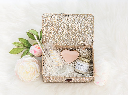 Happily Ever After Bridemaid Gift Basket