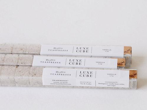 Teaspressa Vanilla LUXE Sugar Cubes