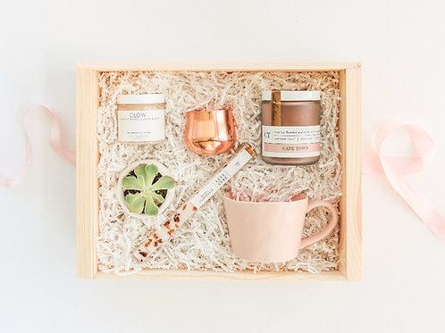 Blush Tea Chic Gift Box