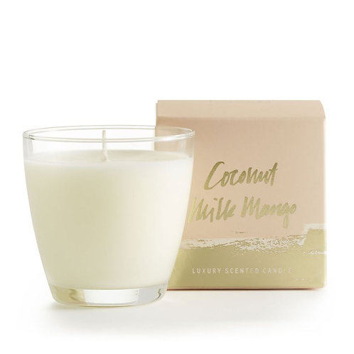 Illume Coconut Milk Mango Demi Boxed Glass Candle