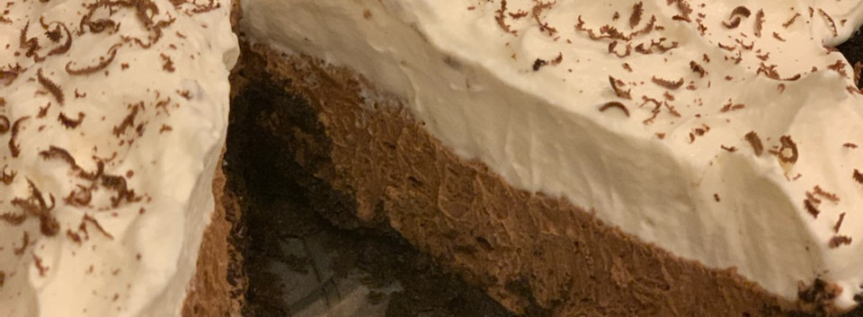 Addison's French Silk Pie