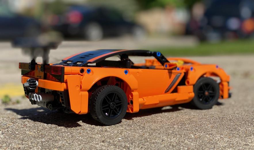 Sawyers Model Car