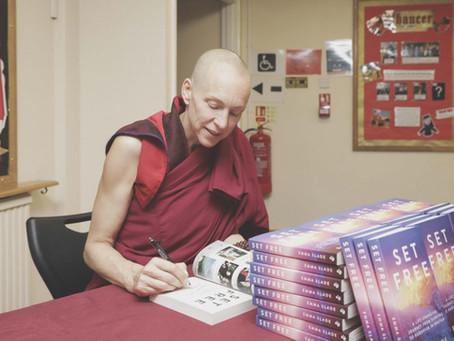 Book Signing & Talk at The Bhutan Society
