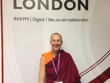 Emma Slade interviewed by Jo Good on BBC Radio London