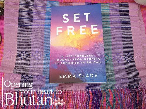 Set Free - Emma Slade