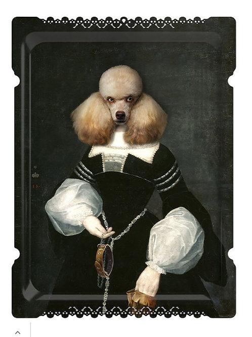 Mistress Diane The Always Perfect White Poodle