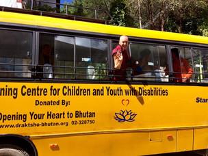 New bus arrives in Thimpu