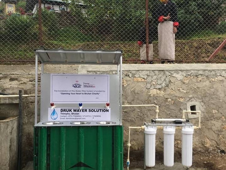 Clean Water for Semjong Primary School, Tsirang District