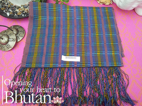 Bamboo and Cotton Scarf BH00043