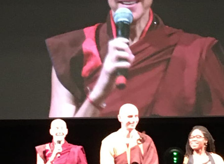 Global Buddhist Conference: After Mindfulness Urban Retreat