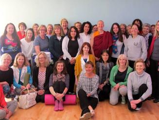 Mindfullness workshop raises over £1000 pounds