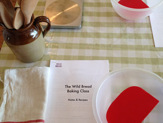 Baking for Bhutan