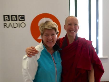 Emma Slade on Good Morning Sunday with Clare Balding