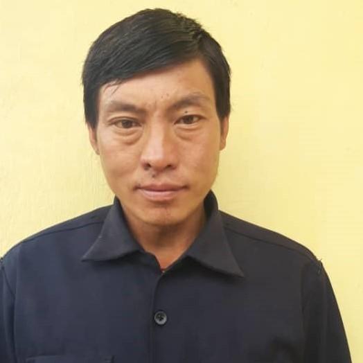 Mr Lobzang Cook