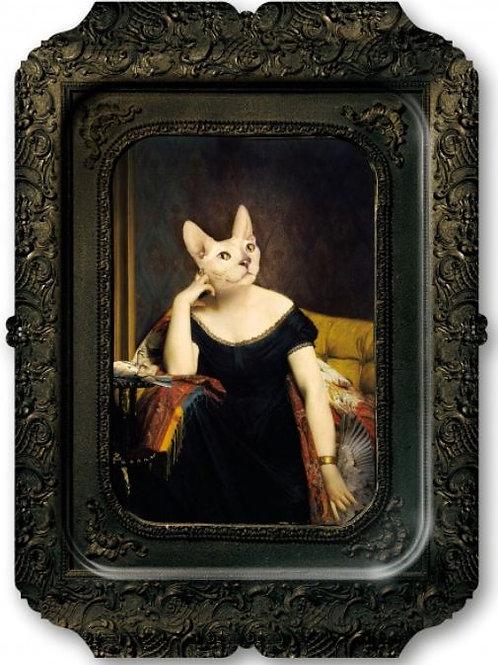 Cat Queen Victoria