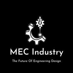 MEC Industry Logo Design B_w Sample