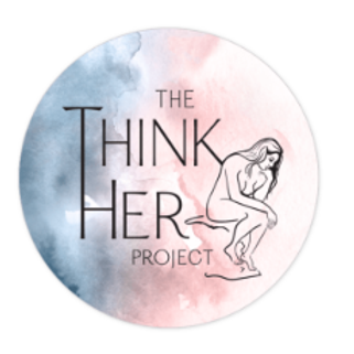 The ThinkHer Project Sticker