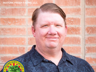 Meet the Farmer - Mike Pasquinelli, Nature Fresh Farms, LLC.
