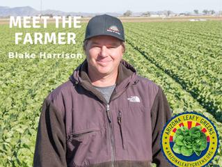 Meet the Farmer - Blake Harrison     Harrison Farms