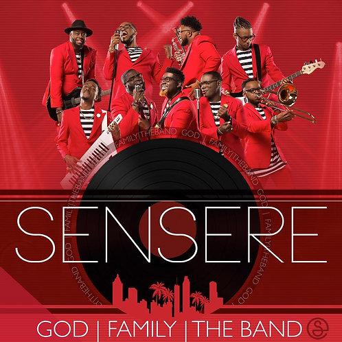 God. Family. The Band Album