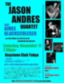 Jason Andres Quartet Keystone Flyer JPG.