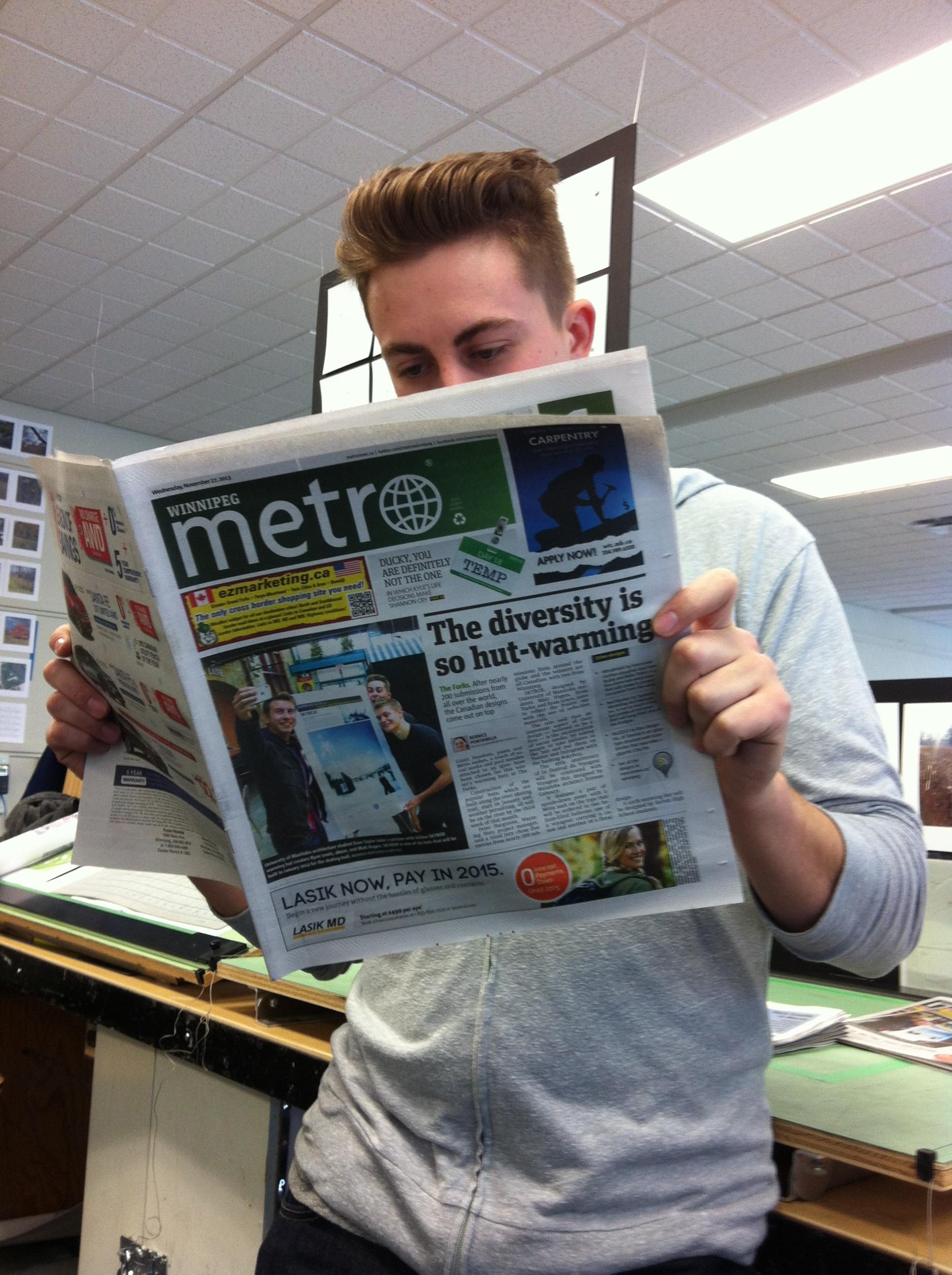 Winnipeg Metro