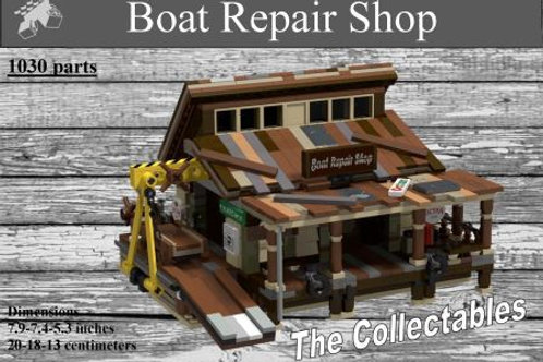Boat Repair Shop Instruction PDF