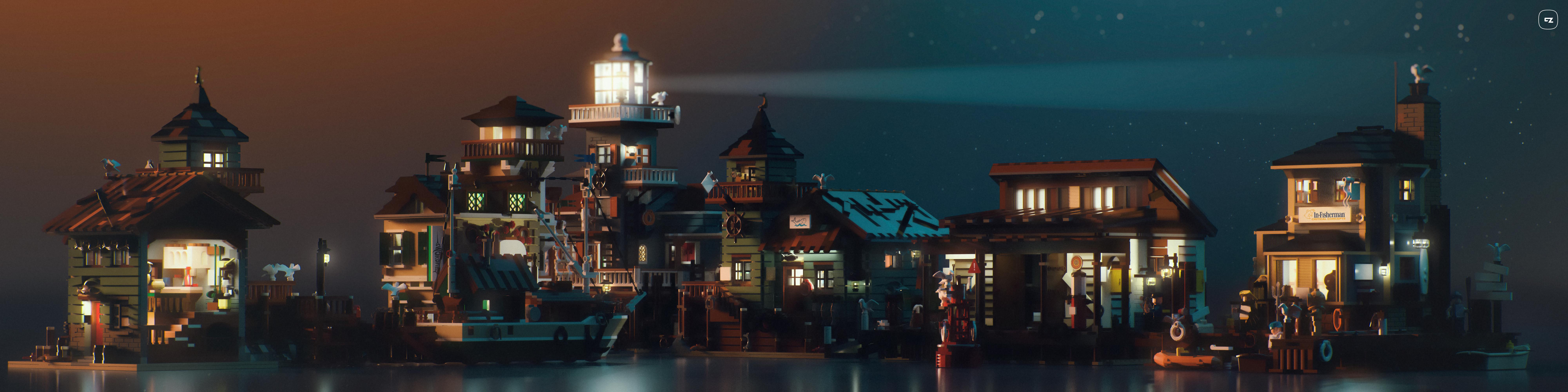 Sea Front Village