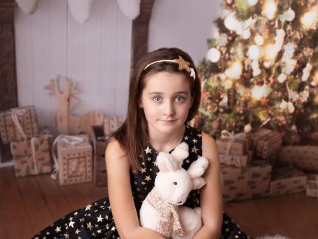 Christmas mini session-Ewa's family