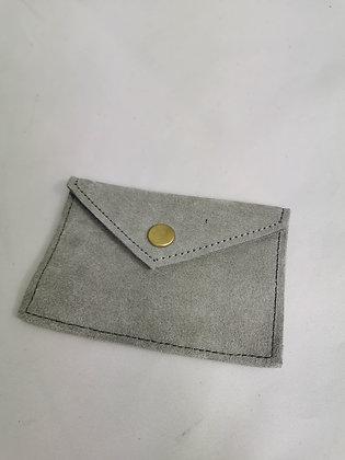 PEAU-RTE CARTES gris