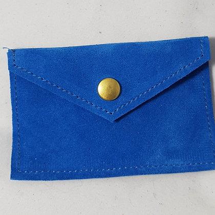 PEAU-RTE CARTES bleu