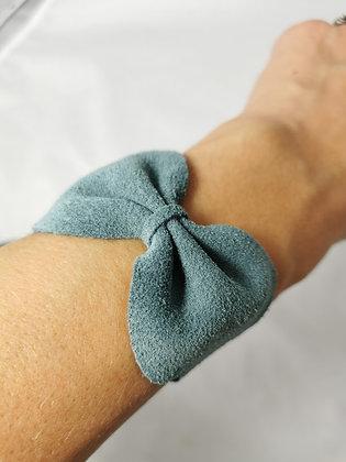 PEAU-GNET D'AMOUR gris-bleu