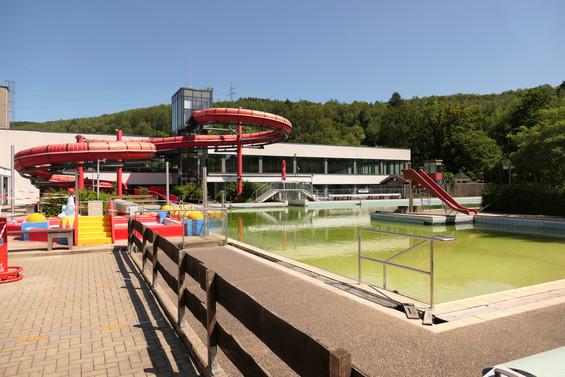 Hallen-Freibad Stadt Netphen